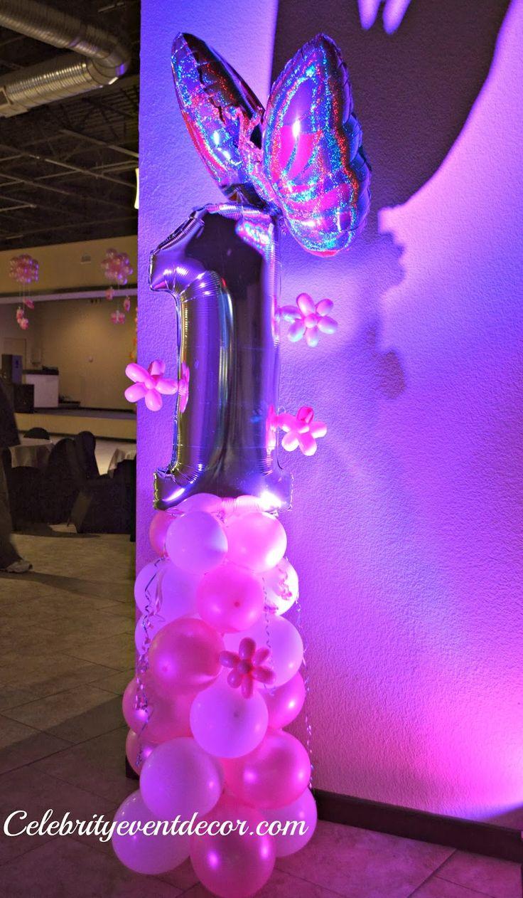 Foil Gas Balloons mybirthday