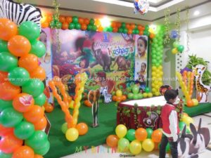 Birthday Party Organizer Agra