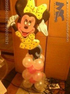 gas balloon decoration in delhi, helium gas balloon decoration, gas balloon decoration.