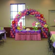 50th anniversary cake table decoration ideas,cake table ideas.
