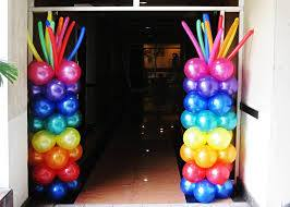 entrance for bridal party, entrance decoration for party, castle entrance for party.