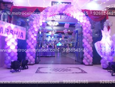entrance party decorations, entrance decoration ideas for party, good entrance for wedding party.