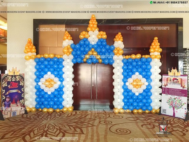 entrance decoration photos, entrance decoration images, entrance decoration for birthday.