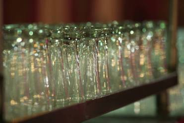 Glasses for Catering.