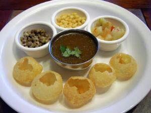 panipuri Catering.