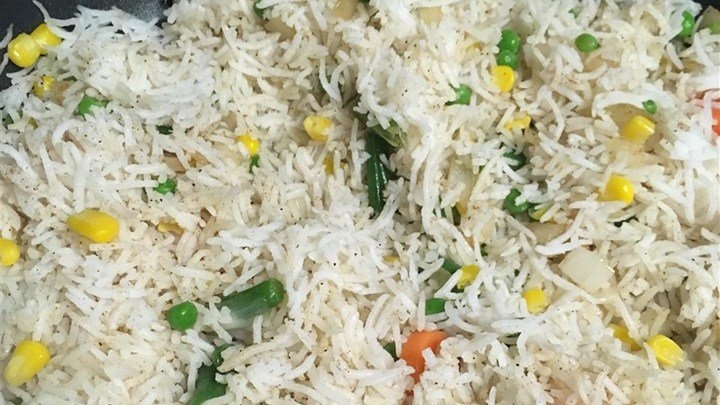 Pulav rice for Catering.