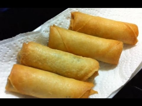 Spring roll for Catering.