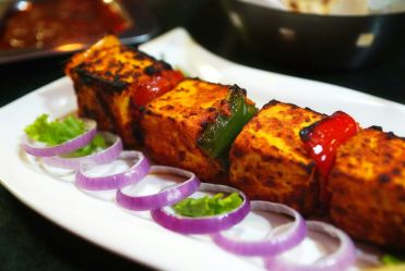 Paneer tikka for Catering.