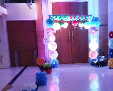 entrance decoration for party, decorative entrance gates, decorative glass entrance doors.