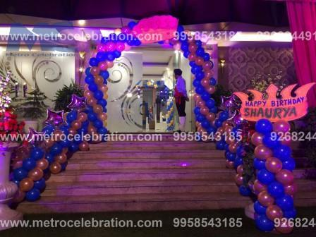 entrance ideas for party, entrance party design, entrance for party.
