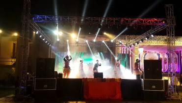 Stage-Trust setup in delhi.