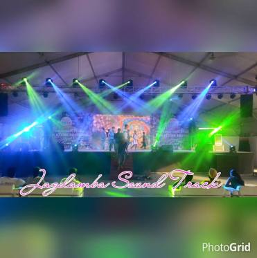 Stage-Trust setup with LED wall in noida, delhi ncr, gurgaon.