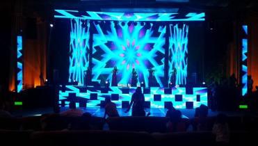 LED wall delhi.