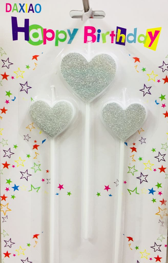 Golden Heart shape proppes ideas