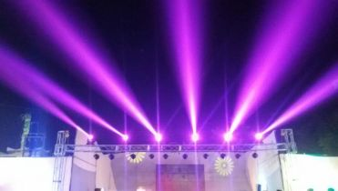 Setup with LED wall  in noida, delhi ncr, gurgaon.