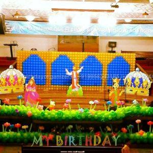 Stage Decoration in Alwar