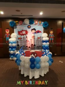 Birthday Party Planner Rishikesh
