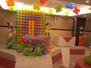 Balloon Decoration In Noida